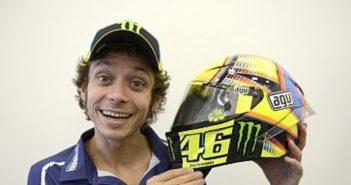 Rossi shock, sospetta frattura di tibia e perone