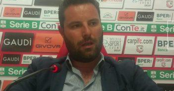 Carpi Fc - Gazzetta di Modena - Matteo Scala ora ds del Bari: