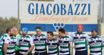 Modena Rugby 1965, il Giacobazzi non c'è e il Bologna si prende il derby