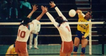 Volley - Raul Quiroga: