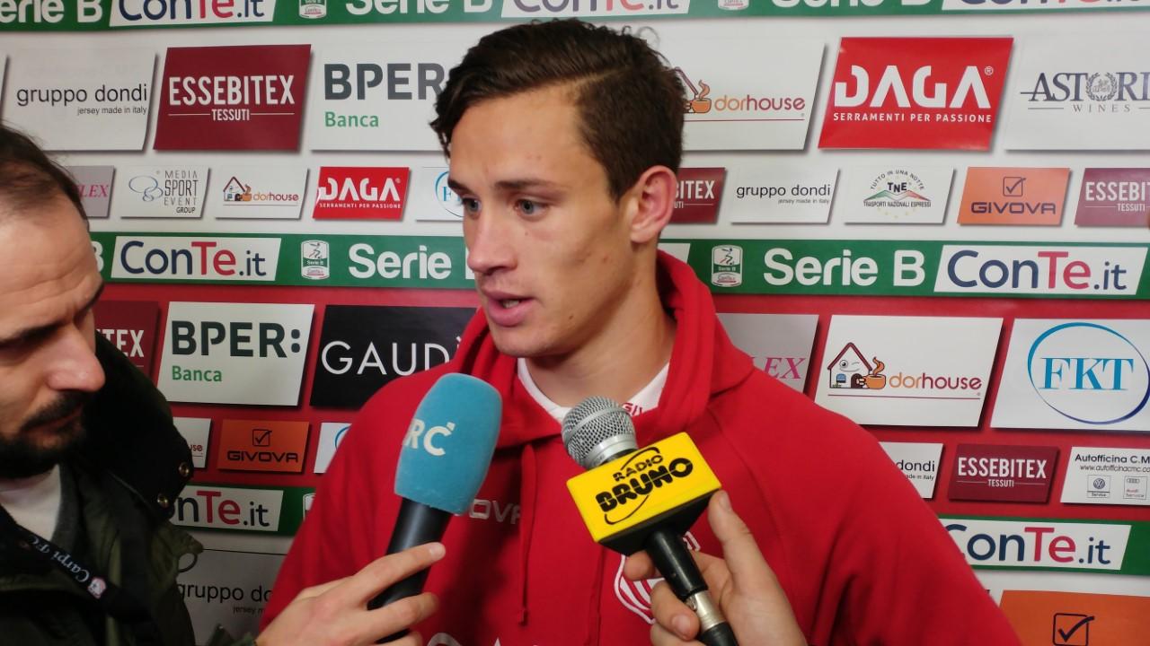 Carpi-Piacenza 3-0, le parole di Dario Saric