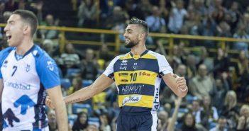 Modena Volley: Giulio Sabbi e Sartoretti presentano il match contro la Diatec Trentino