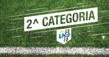 Dilettanti - Seconda Categoria, i gironi di campionato