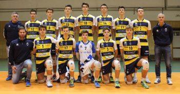 Azimut Modena Volley, l'Under 18 vince il torneo KVL!