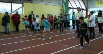 VIDEO - Atletica, ultima gara del 2017 sulla pista indoor della Fratellanza