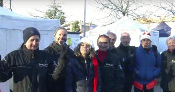 VIDEO - Terza tappa della 40esima edizione delle Camminate di Quartiere