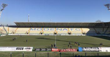 Rassegna Stampa Modena FC - In agenda c'è il rinnovo della convenzione dello Stadio