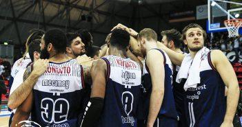Fortitudo - Rassegna Stampa: Inizia il girone di ritorno per l'Aquila, il primo esame è Udine