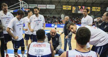 Fortitudo - Resto del Carlino: L'Aquila non può sbagliare, serve una vittoria per le Final Eight
