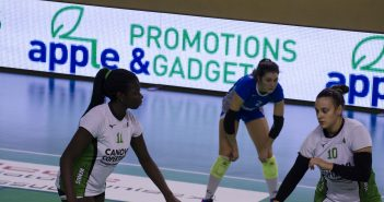 Impresa Canovi Coperture: piegata 3-0 la capolista San Lazzaro