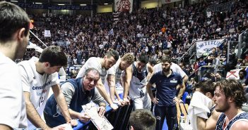 Fortitudo - Rassegna Stampa: Amici e Fultz dominano, Ferrara battuta