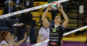 Liu Jo Nordmeccanica Modena, punti importanti contro Filottrano