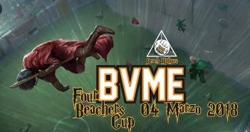 "Beach Volley, la BVME presenta la Four Beachers Cup a tema ""Harry Potter"""
