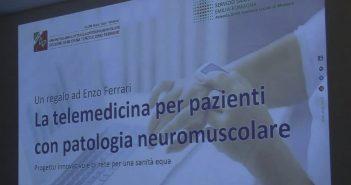 VIDEO - UILDM e Motor Team Modena: consegna di un macchinario per la ventilazione