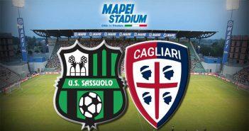 Sassuolo-Cagliari, le probabili formazioni