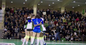 Canovi Coperture Sassuolo: ospita Videomusic Castelfranco per la prima di ritorno