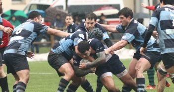 Modena Rugby 1965, il Giacobazzi scivola con l'Amatori Parma