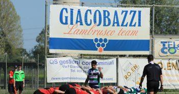 Modena Rugby 1965, il Giacobazzi si ferma sul più bello col Romagna