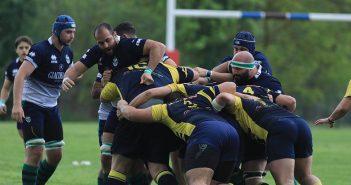 Modena Rugby 1965, espugnata anche Arezzo: il Giacobazzi da trasferta funziona