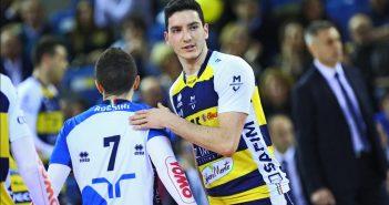 Modena Volley: convocazione in Nazionale Under 20 per Andrea Truocchio. Pinali ai Giochi del Mediterraneo