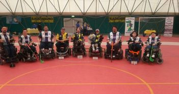 VIDEO - Hockey, il Sen Martin vince il derby contro Gioco Parma Wheelchair