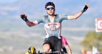 Giro d'Italia, 4ª tappa: a Caltagirone vince Tim Wellens