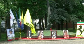 VIDEO - L'evento del 1° maggio in memoria dei piloti scomparsi