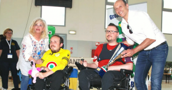 VIDEO - Wheelchair Hockey, finali Coppa Italia: Sen Martin al quarto posto