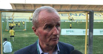 Modena FC - Resto del Carlino - Doriano Tosi: