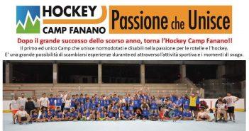 Hockey - Dall'1 al 14 luglio torna l'Hockey Camp Fanano di Amatori Modena 1945