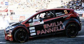"G.B. Motors Racing Team ""Imperiale"" al Rally di Roma Capitale 2018"