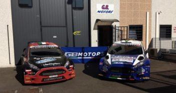 G.B. Motors Racing Team al Rally di Roma Capitale 2018