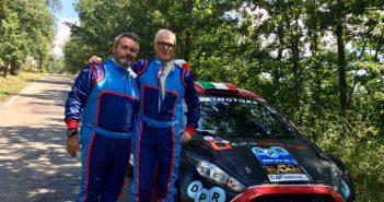 G.B. Motors Racing Team, risultati interessanti al Milano Rally Show e al Rally dell'Alto Appennino Bolognese
