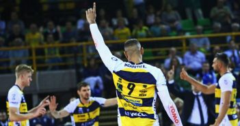 Modena Volley - Resto del Carlino: da Leal a Ngapeth, volley a tinte gialloblù