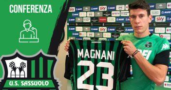 Sassuolo - ''Resto del Carlino'': Magnani verso il ritorno a casa, la Fiorentina aspetta Duncan