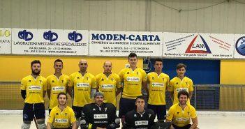 Hockey - Amatori Modena 1945, vittoria in amichevole contro Pico Mirandola