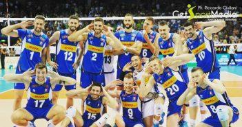 Volley - Mondiali 2018: Italia a Milano con Olanda, Finlandia e Russia