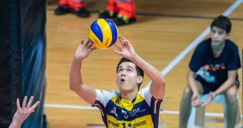 Modena Volley, Christenson e Pinali in vista del match contro Castellana: