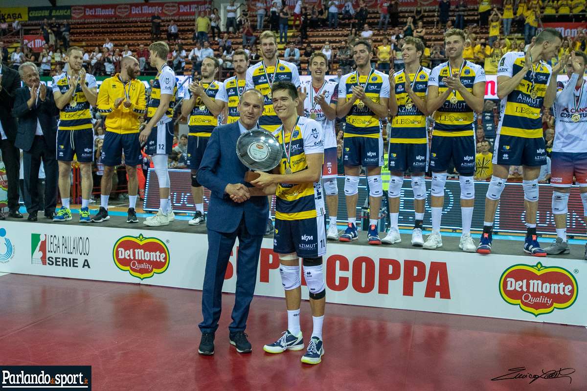 Modena volley rassegna stampa christenson il for Casa modena volley