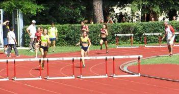 Atletica, Ludovica Di Bitonto e altre tre rappresentanti della Fratellanza ai Campionati Cadetti di Rieti