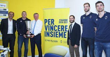 Azimut Leo Shoes Modena e TEC Eurolab: ancora insieme, per vincere