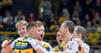 BCC Castellana Grotte-Azimut Leo Shoes Modena 2-3, vittoria al tiebreak per i gialloblù!