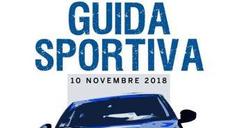 Aperte le iscrizioni al corso di Guida Sportiva organizzato dall'ACI Modena