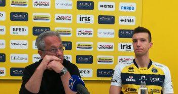 Modena Volley: le parole di Julio Velasco e Daniele Mazzone in vista del match contro Sora