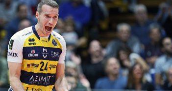 """Modena Volley, Kaliberda: """"Siamo un grande gruppo. Ravenna? Trasferta insidiosa"""". Bednorz: """"Orgoglioso di essere qui"""""""