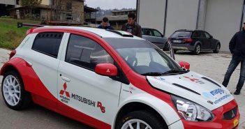 ACI Modena - Per Franco Ciambellini una gara con una macchina tutta da scoprire: