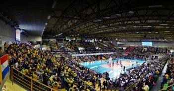 Modena Volley - Il match casalingo contro Perugia è sold out!