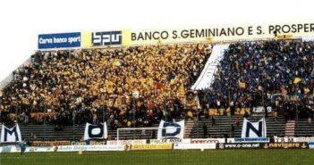 Modena-Reggiana, 11mila presenti. Un anno dopo il riscatto di una città intera