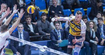 """Modena Volley - Resto del Carlino, Zaytsev: """"Non pensiamo alla Serbia"""""""