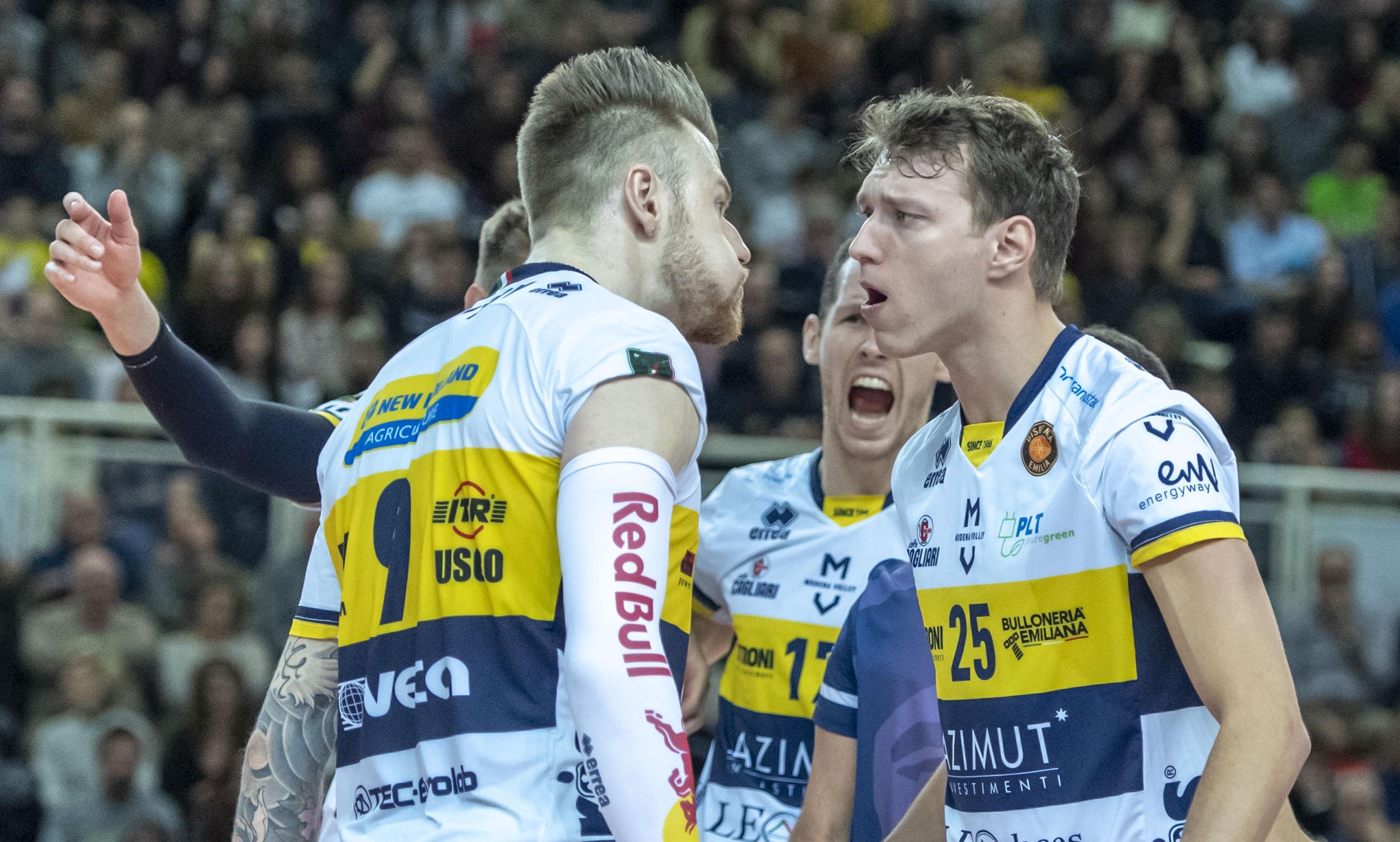 Cucine lube civitanova modena volley 3 0 pesante sconfitta per i gialloblu - Cucine lube civitanova ...